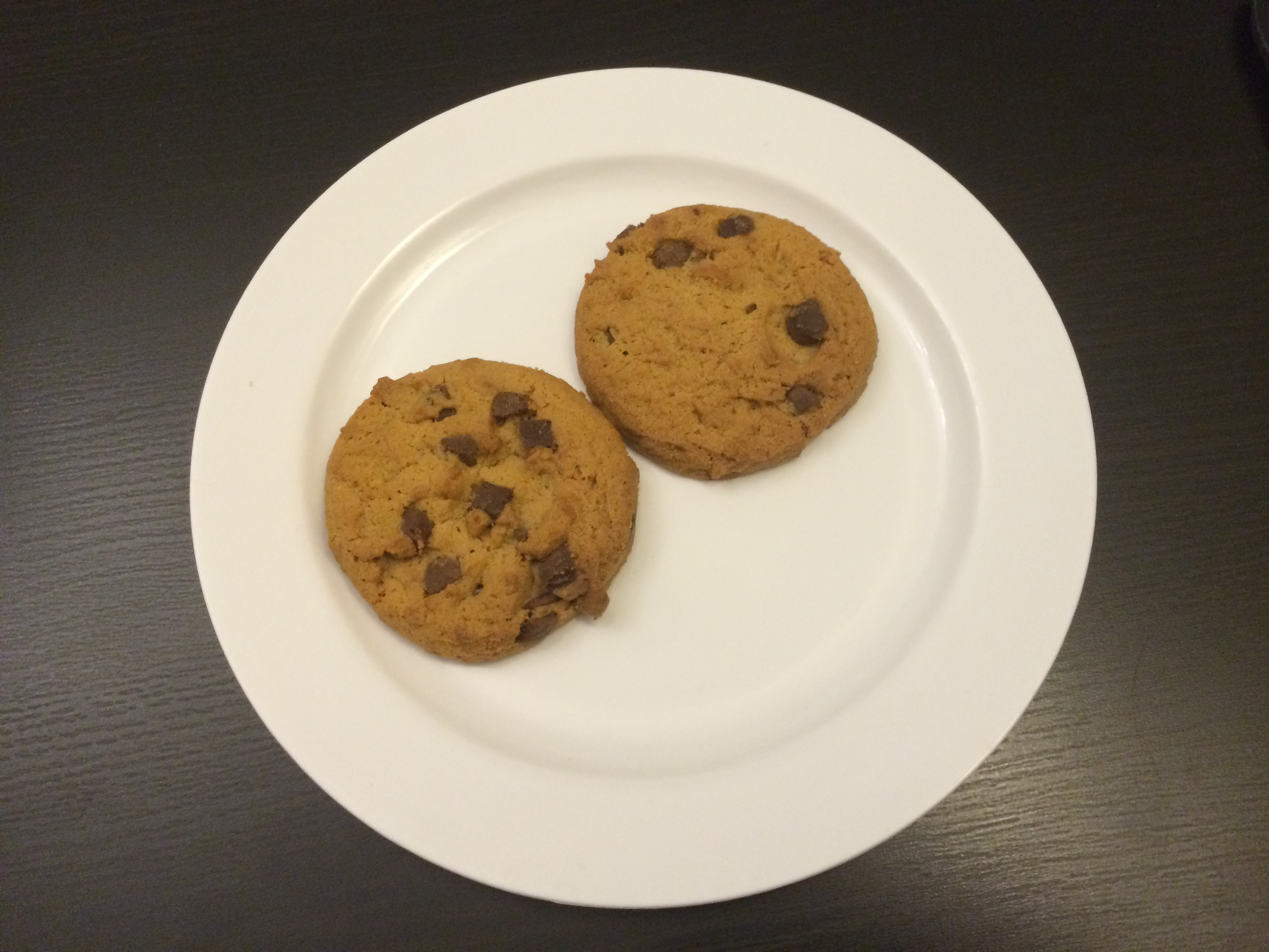 Chocolate chunk cookies - yum!